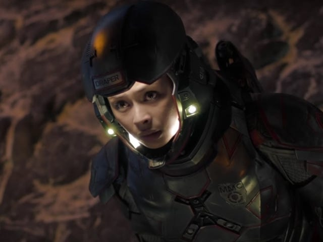 """The Expanse 2x01-02: """"Doors & Corners"""" and """"Safe"""" reaction/discussion"""