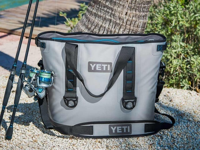 YETI's Hopper 30 Soft Cooler Is Actually Somewhat Affordable, Today Only