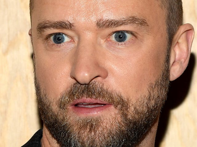 Everyone, Let's Circle Around Justin Timberlake and Point Our Fingers at Him
