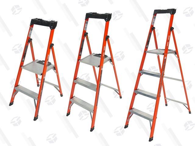 Βήμα σε αυτό το μονοήμερη πώληση σκάλας στο Woot