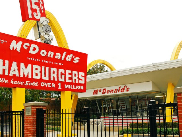 Australia sees Iceland's 10-year-old cheeseburger, raises it a 25-year-old Quarter Pounder