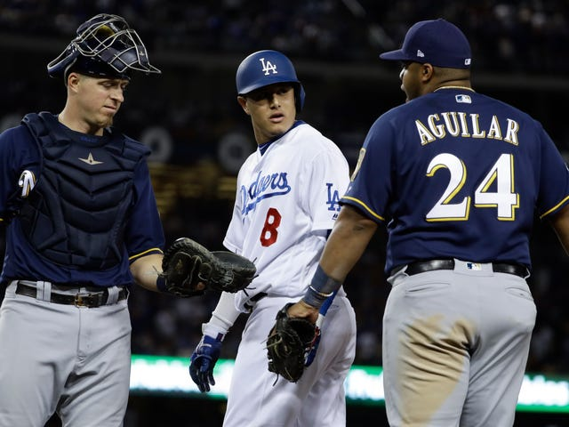 The Brewers Hate Manny Machado's Guts