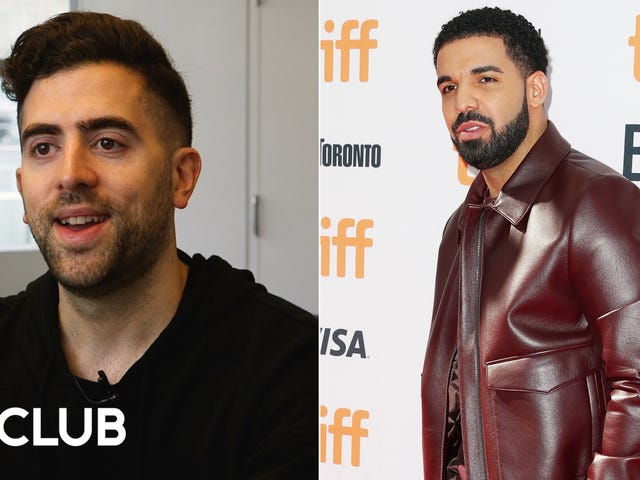 The Carter Effect director Sean Menard on how Drake got involved with the project