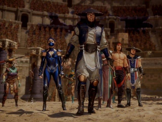 Mortal Kombat 11 Mempunyai Mod Cerita Hebat