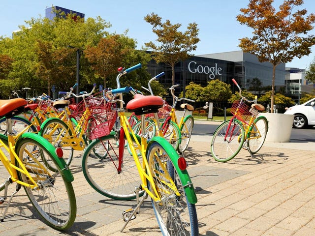 Google Bike - A non-official review