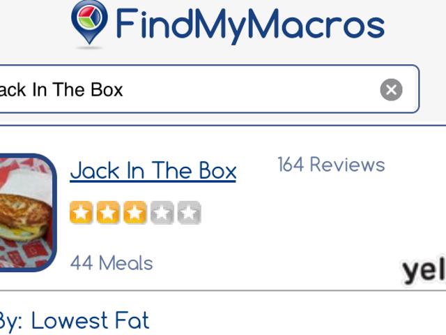 FindMyMacros Menemukan Restoran Terdekat yang Sesuai Dengan Rencana Makan Anda