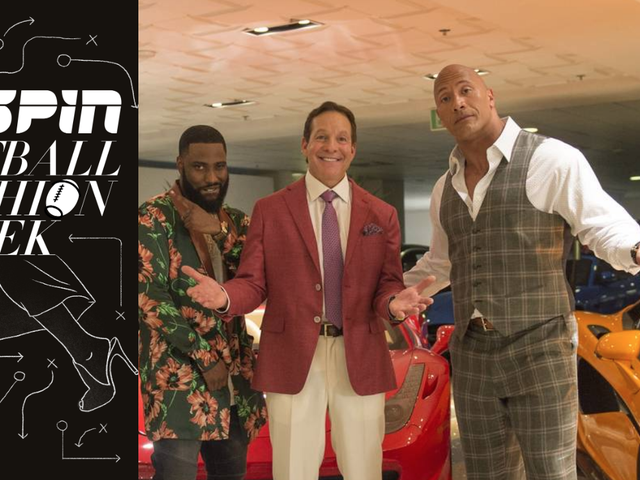 How Hard Does The Style On Ballers Ball? A Baller Ranking Of All The Ballers' Most Balleringist Looks