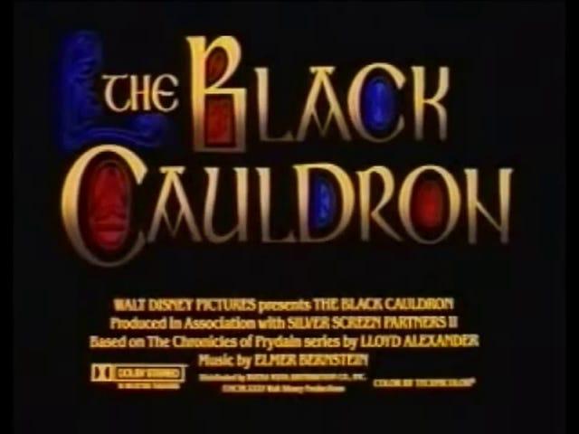 Le chaudron noir (1985)