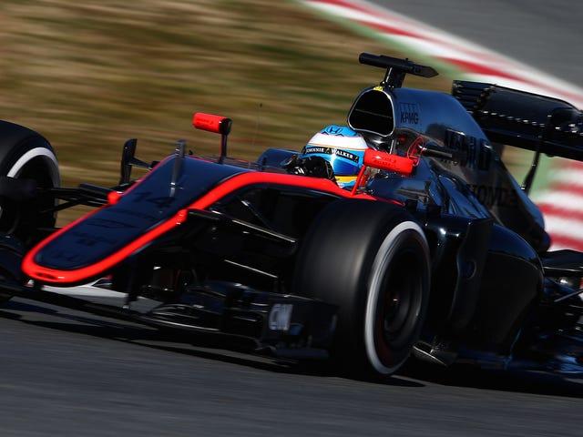 Fernando Alonso no competirá en el Gran Premio de Australia