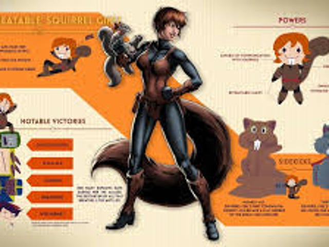 Marvels nye krigere med egernpige kommer til Freeform