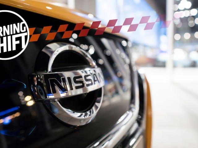 Nissan och BMW Förbered för ett grovt år