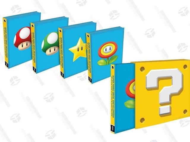 It's A Me, a Mario Encyclopedia Deal!