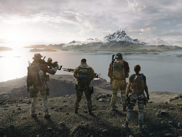 <i>Ghost Recon</i> Bungled Bolivia, So At Least They&#39;re Going Somewhere Fictional This Time
