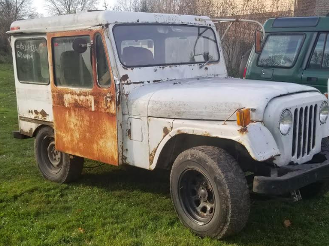 I Sold My $500 Postal Jeep But I'm Still Driving It And That's Just Unhealthy
