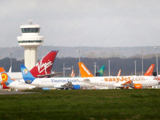 Gatwick Havaalanında Yüzlerce Uçuşa Yön Veren Drone Olayında İki Kişi Tutuklandı