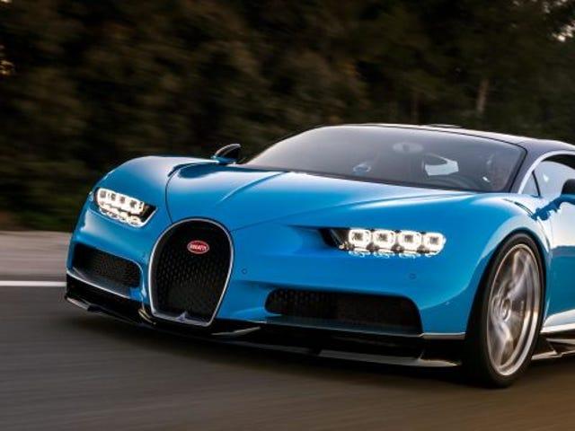 Γιατί δεν έχει έρθει ποτέ ο Bugatti Chiron ήδη;