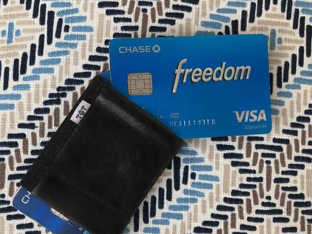 Collect Ultimate Rewards Points Even Faster With Chase Freedom