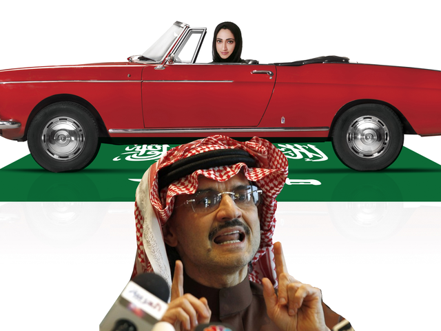 Saudi Prince Says It's Time Saudi Women Are Allowed To Drive Already