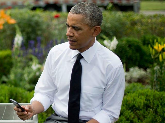 """Un tweet de Barack Obama se convierte en el mensaje con más """"me gusta"""" en la historia de Twitter"""