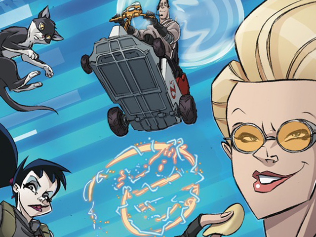 The Next GhostbustersComic Will Unite EveryGhostbuster Ever