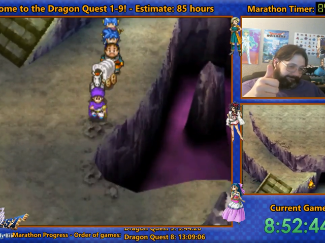 Cue the Fanfare, Dragon Quest 1 Through 9 Has Been Vanquished
