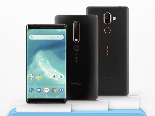 Ang lahat ng ito ay nagpapakita ng Nokia sa el MWC 2018