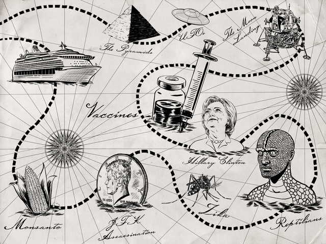 Sail (Far) Away: At Sea with America's Largest Floating Gathering of Conspiracy Theorists