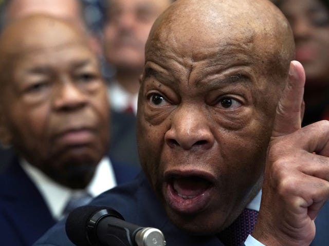 Elijah Cummings Comes With Receipts, Claims the White House Is Involved in 'Unprecedented Level of Stonewalling'