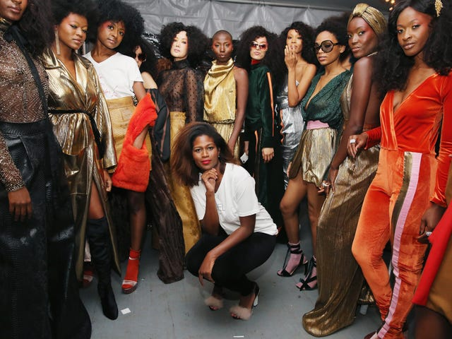You Got Next? Harlem's Fashion Row Is Hosting Its 1st Designer Retreat—Presented by Nike