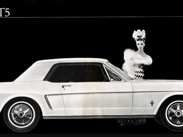 """一个常见的误解是,最新的第六代""""全球""""汽车是有史以来第一辆在欧洲销售和销售的Mustang ...."""