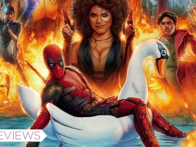 <i>Deadpool 2 </i>Is Better Than the Original—and Funnier, Too