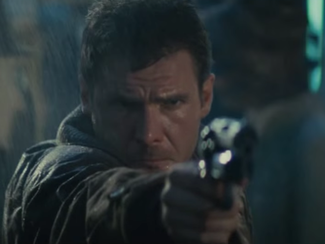 Blade Runner Pistol Is Being Turned Into...A Water Gun