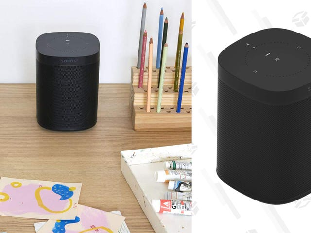 Save Big on the Sonos One and Sonos One SL During Cyber Monday