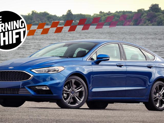 Ford's Done Advertising Sedans