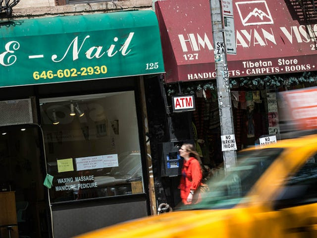 New York Nail Salons Ordered to Pay $2 Million in Back Pay and Damages to Employees