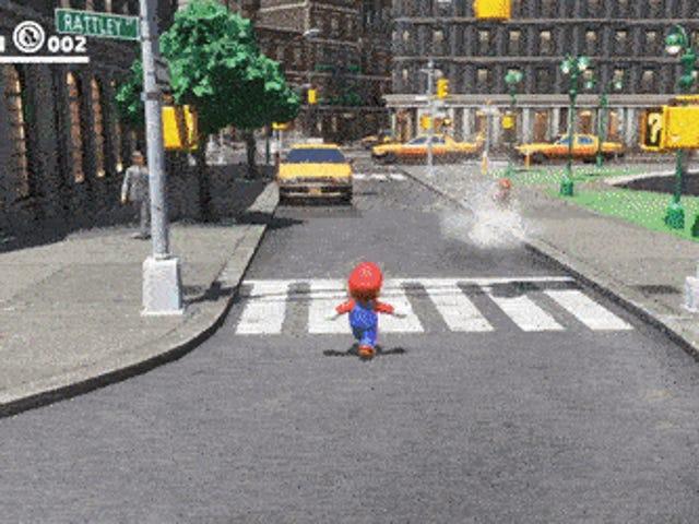 Super Mario Odyssey traz de volta os melhores saltos de Super Mario 64 e adiciona novos
