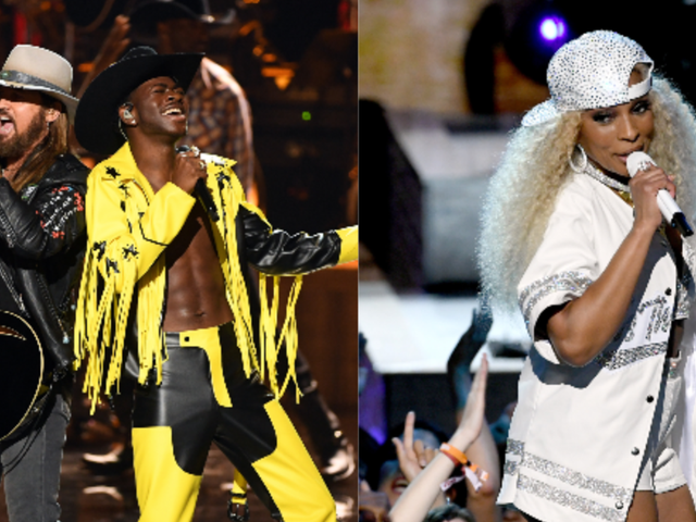 BET Awards 2019: The Horses in the Back dan Black Women Were in the Front