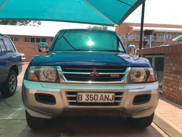 News and Notes From Southern Africa Vol. IV: Pondering the Pajero, Part 1