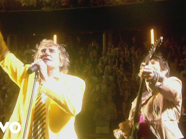 Track: Maggie May (Live) | Artist: Rod Stewart | Album: Every Picture Tells a Story
