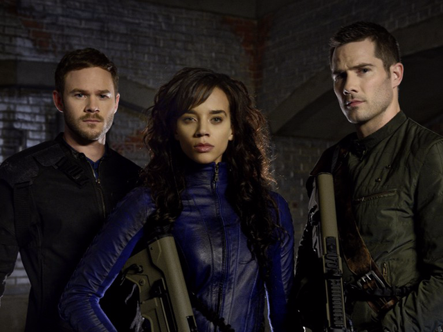 Syfy's Killjoys Renewed for Two Final Seasons, But Dark Matter Is Cancelled