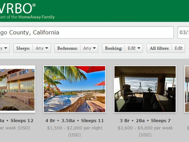 Negotiate a Last-Minute Rate for Cheap Vacation Rentals