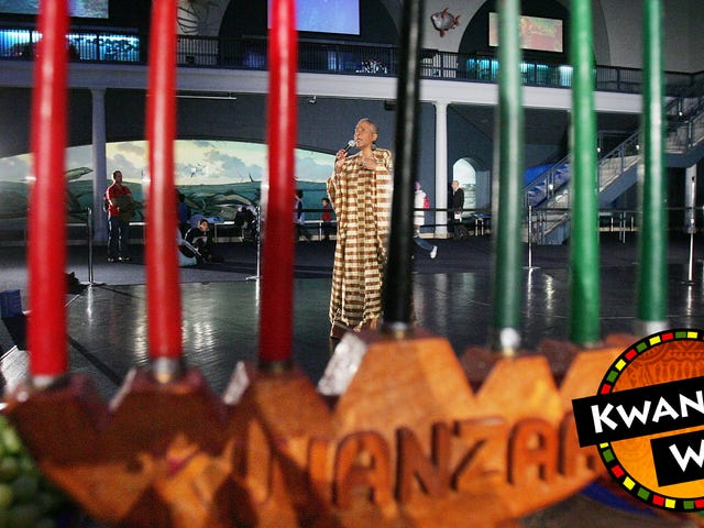 Welkom bij Kwanzaa Week at The Root !