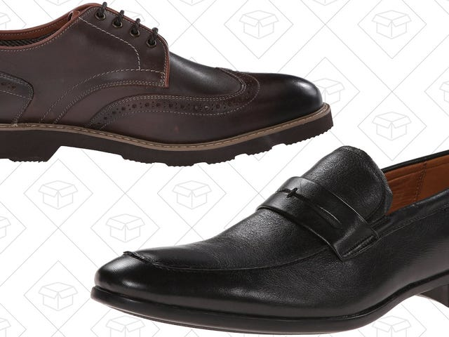 Lace Up (or Slip On) a Pair of Florsheim Shoes In Today's Amazon Gold Box