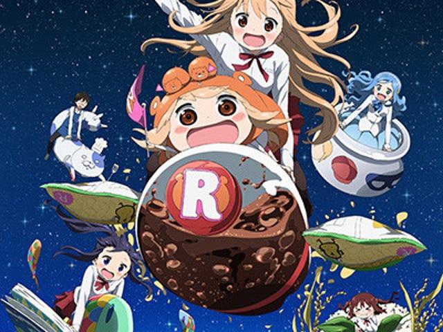 Musim kedua Himouto Umaru-Chan akan tayang perdana pada bulan Oktober