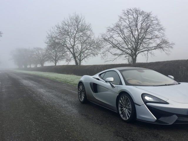 McLaren Badging
