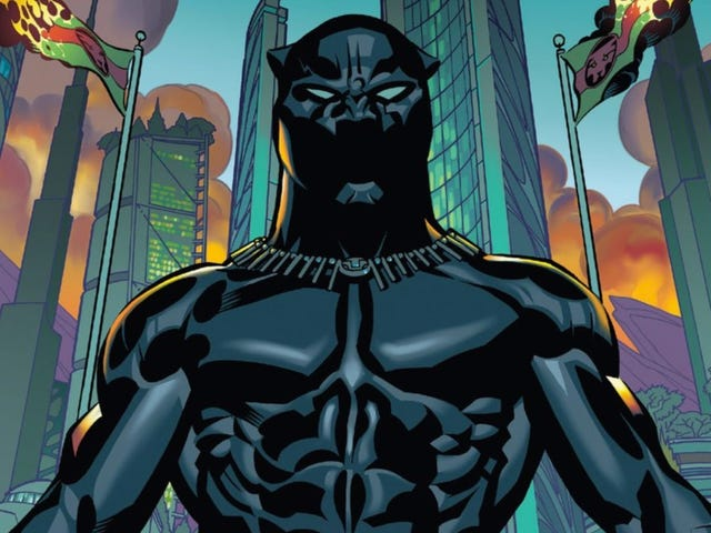 Ta-Nehisi Coates Is Trying To Do Right By Marvel Comics' First BlackSuperhero