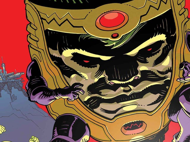 Hulu's M.O.D.O.K. showrunners jump to comics in this Head Games exclusive