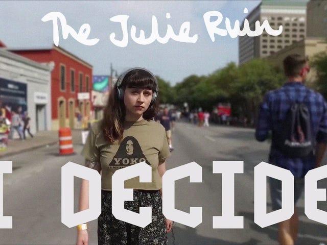 The Julie Ruin — 'I Decide'