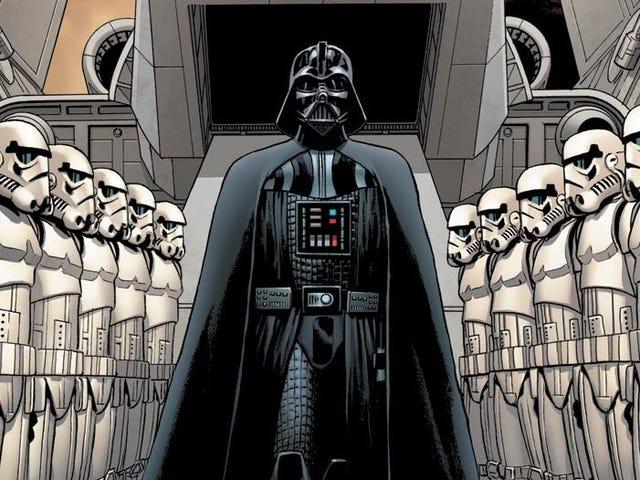 This Amazon Sale on Darth Vader Comics Is Impressive. Most Impressive.