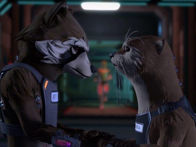 Οι Guardians του Telltale του Γαλαξία παίρνουν ένα συναισθηματικό ταξίδι στο παρελθόν του Rocket Raccoon